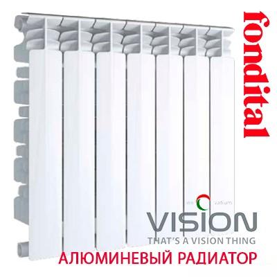 Радиатор алюминиевый Fondital VISION (3/4 '') 500/80 цены