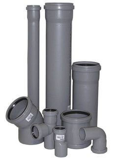 Interplast труба для внутренней канализации 50х1,8х500