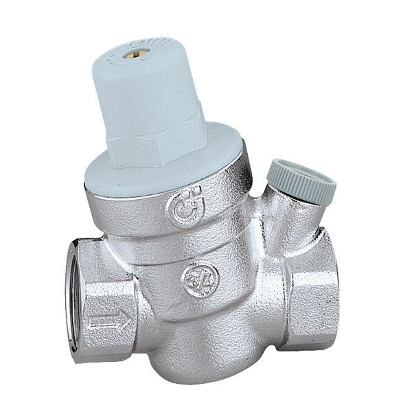533441 Caleffi редуктор снижения давления 1/2'' c соединением дпя манометра