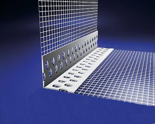 Угловой защитный профиль KOMBI PVC 10x15