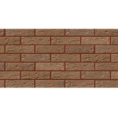 Клинкерный кирпич половинка Керамейя Рустика Гранит 43