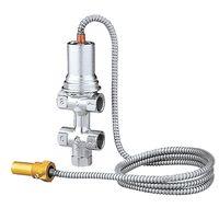 544400 Caleffi Клапан теплового сброса с защитным действием, со встроенной подпиткой