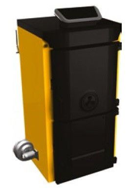 Котел на угле Demrad SOLIDMASTER 4 KR-F цена