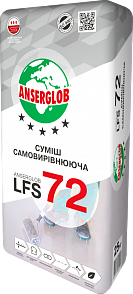 Anserglob LFS-72 Самовыравнивающийся пол 5-50 мм цены