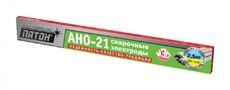 Патон Электроды сварочные d-3мм АНО-21 (уп. 5кг)