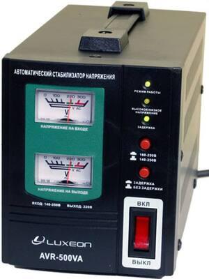 Стабилизатор напряжения Luxeon AVR-500 цена