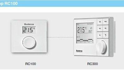 Пульт управления настенным котлом Buderus Logamatic RC100 цены