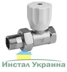 Кран радиаторный ARCO с нак. гайкой прямой вент. 7601 ВН 1/2`