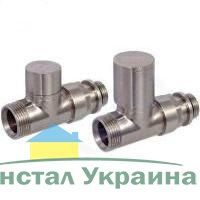 Декоративный клапан прямой регулировки `Sphere` сатин S419504 `Comap`