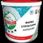 купить Anserglob Структурная акриловая краска 15кг.