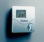 купить Vaillant VRT 50 регулятор температуры по температуре воздуха в помещении с коммуникационной шиной eBus (0020018266)