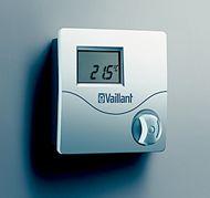 Vaillant VRT 50 регулятор температуры по температуре воздуха в помещении с коммуникационной шиной eBus (0020018266)