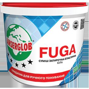 Anserglob Fuga Затирка для межплиточных швов (3 кг.) цена