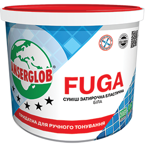 Anserglob Fuga Затирка для межплиточных швов (3 кг.)