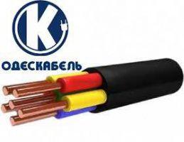 Одескабель Кабель АВВГнг-LS 5*10 (ож) -0,66 цена