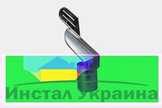 Флюгер из нержавеющей стали; 0,5 мм ф110