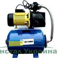 Насосная станция Optima JET 200 чугун, 1.5 кВт (бак 100 л)