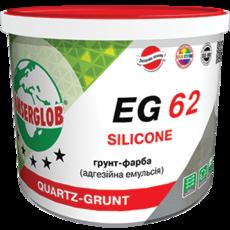 Anserglob EG-62 Грунт-краска с кварцевым песком (10 л.)