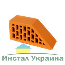 Кирпич облицовочный Евротон ВФ 26 персик