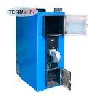 купить Твердотопливный котел длительного горения ТЕРМІТ-ТТ 60 кВт Стандарт (с теплоизоляцией, обшивкой, вентилятором и автоматикой)