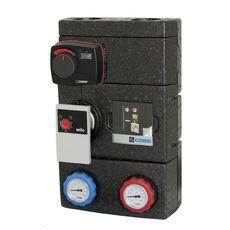 Модуль контроля обратной линии с функцией смешения (Бивалентный смесительный клапан) ESBE GSС121 DN 32 (61160200)