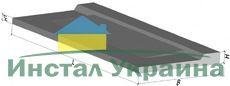 Балконная плита ПБК 36.12-5а