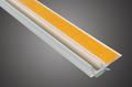 Примыкающий профиль для оконных и дверных откосов ПВХ без сетки Эконом Винтекс