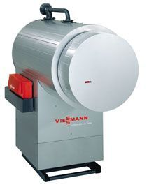 Газовый котел Viessmann Vitocrossal 300 314 кВт с Vitotronic 200 (без горелки компактный)