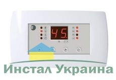 Термоконтроллер Euroster 11K (управление камином с водяной рубашкой, с функцией зарядки бака ГВС)