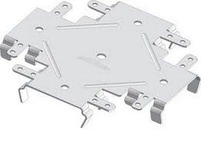 Крестообразный кронштейн одноуровневый (КРАБ), для соединения СД профилей между собой при одноуровневом потолке цена