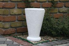 Бетонная ваза Классик (терракотовый)