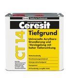 купить Ceresit CT 14 Грунтовка глубокопроникающая (канистра 5 л)