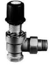 Danfoss Перепускной клапан ADVO 25 R 1/2` ВР угловой