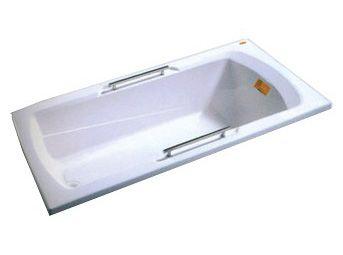 Акриловая ванна Appollo TS-1702 1500 x 750 x 420