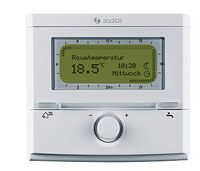 Bosch Дистанционный регулятор FR 100 серии Fx для котлов с Heatronic 3