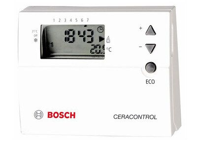 Bosch Комнатный регулятор TRZ 12-2 (для Gaz 3000 W, Gaz 4000 W, Gaz 6000 W, Gaz 7000 W) цены