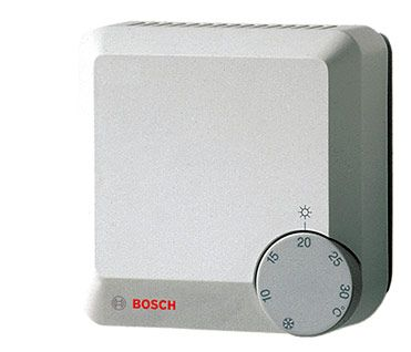 Bosch Комнатный регулятор TR 12 (для Gaz 3000 W, Gaz 4000 W, Gaz 6000 W, Gaz 7000 W) цена
