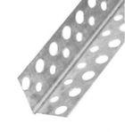 купить Уголок перфорированный алюминиевый Премиум/ 0,4мм