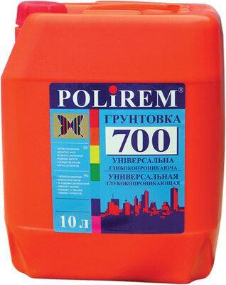 Polirem СДг-700 универсальная грунтовка (канистра 10л.) цена