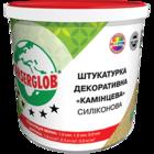 купить Anserglob Силиконовая камешковая декоративная штукатурка зерно 2 мм.