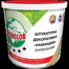 купить Anserglob Силиконовая камешковая декоративная штукатурка зерно 1,5 мм.