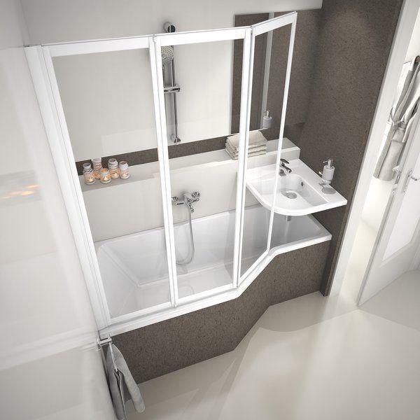 Акриловая ванна Ravak BeHappy 150 x 75 R правосторонняя
