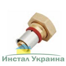 KAN Соединитель свинчиваемый с резьбой внутренней 25x3/4'' K-080114