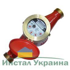 Счётчик водяной GROSS MTK(W)-UA 25 без сгонов (для горячей воды)