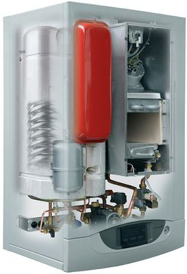 Газовый котел Baxi NUVOLA 3 COMFORT 240i цена