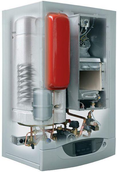 Газовый котел Baxi NUVOLA 3 COMFORT 240i