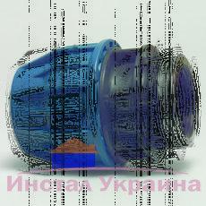 Муфта полиэтиленовая с внутренней резьбой DN 25х1/2