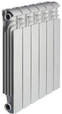 Радиатор алюминиевый Global ISEO S 500x80 цены