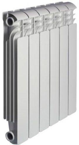Радиатор алюминиевый Global ISEO S 500x80
