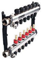 купить Коллектор TECE с ротаметрами S-HKV 10